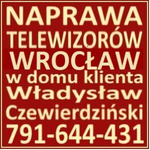 Naprawa Telewizorów Wrocław